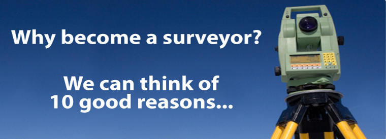 Want to Be A Surveyor